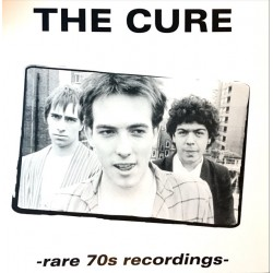 The Cure ‎– Rare 70s Recordings - LP Vinyl Album