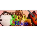CD Album Blues Country Folk