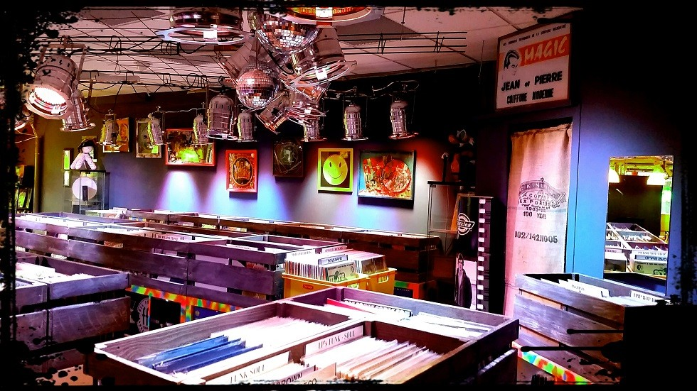 Discobuzz Records Store Vinyl